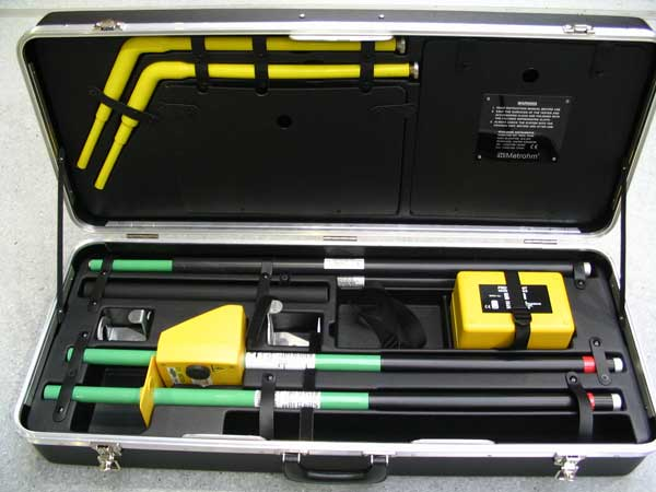 High Voltage Phase Tester : Phasing sticks wireless flo specialized product solutions
